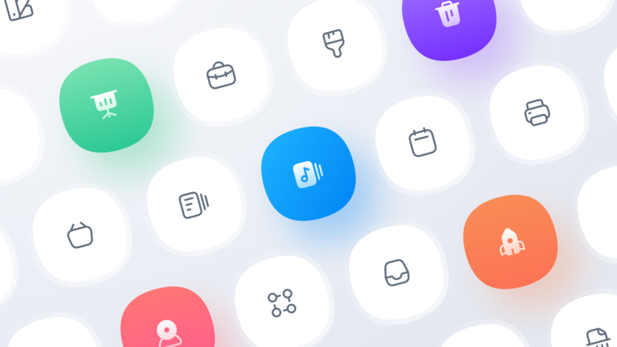 9 Iconography rules to follow in UI design
